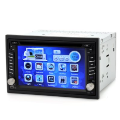 "Classificados Grátis - DVD 2 Din 7.0"" Touch Screen para Renault Megane com Bluetoot"